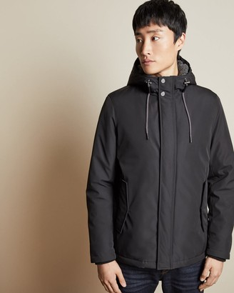 Ted Baker Short Hooded Jacket