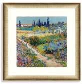 My Garden Vincent van Gogh âImpressions of 1 Framed Art