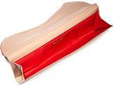 Christian Louboutin Pigalle Spiked Patent Leather Clutch