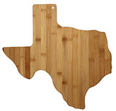Totally Bamboo Texas-Shaped Cutting Board