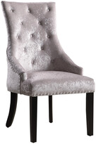 Chic Home Set Of 2 Raizel Grey Dining Chairs