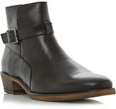 Bertie Cubaa Leather Boots, Black