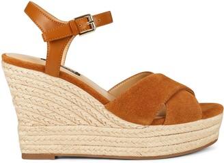 Nine West Dane Espadrille Wedge Sandals