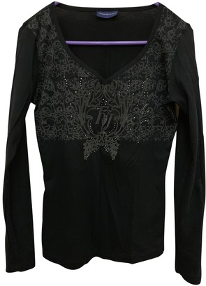 Trussardi Black Top for Women