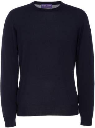 Ralph Lauren Cashmere and Silk-Blend Crewneck Sweater Size: S