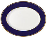 Wedgwood Renaissance Gold Neoclassical Oval Platter