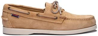 Sebago Docksides Women's Boat Shoes Gold (Sand Suede) 3.5 UK (36 EU)