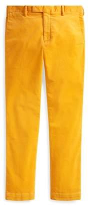 Ralph Lauren Stretch Slim Fit Corduroy Trouser