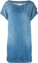 Current/Elliott The Denim Tee dress - women - Cotton - 2