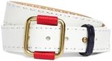 Brooks Brothers Stitched Leather Belt