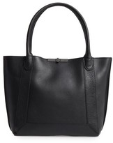 Botkier Perry Leather Tote - Black