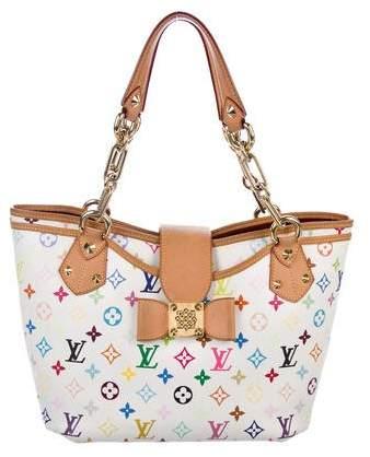 1bb59cabcf46 Louis Vuitton White Canvas Tote Bags - ShopStyle