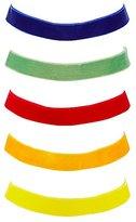 Charlotte Russe Velvet Choker Necklaces - 5 Pack