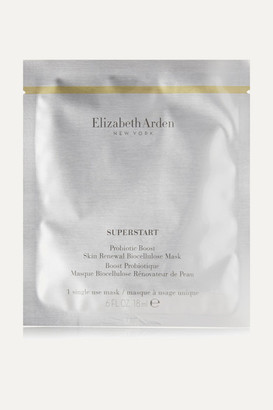 Elizabeth Arden Superstart Probiotic Boost Skin Renewal Biocellulose Mask X 4 - Colorless