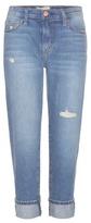 Current/Elliott The Highwaist Straight Jeans