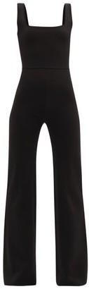 GAUGE81 Grado Sleeveless Knitted Jumpsuit - Black