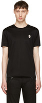 Alexander McQueen Black Bullion Skull Patch T-Shirt