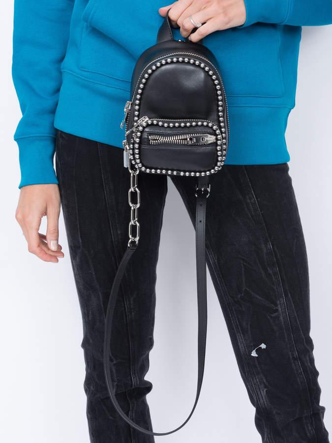 Alexander Wang Attica soft mini backpack
