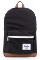 Herschel Men's 'Pop Quiz' Backpack - Black