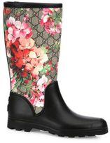 Gucci Prato Blossom Rain Boots