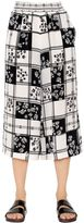 Mother of Pearl Minos Heavy Silk Crepe De Chine Pants