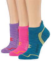 Champion 3 Pair Low Cut Socks - Womens