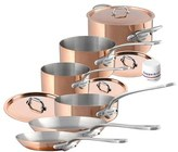 Mauviel 'M'Heritage - M'150S' 10-Piece Copper & Stainless Steel Cookware Set