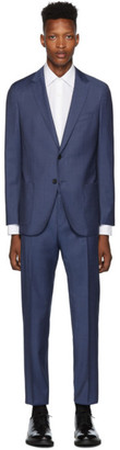 BOSS Blue Nolin Brider Suit