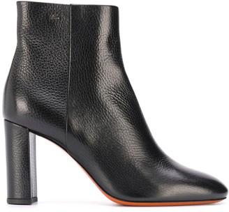 Santoni High Ankle Boots
