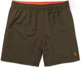 Polo Ralph Lauren Hawaiian Mid-Length Swim Shorts