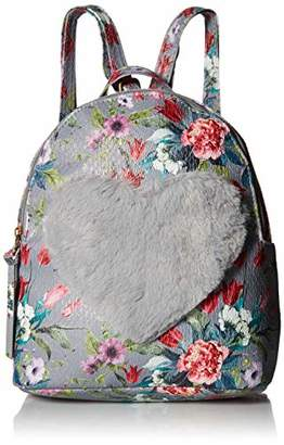 T-Shirt & Jeans Womens Floral Love Backpack in