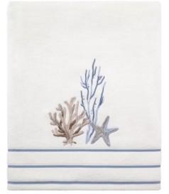 Avanti Abstract Coastal Bath Towel Bedding