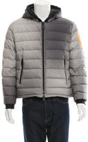 Moncler Puffer Down-Filled Jacket