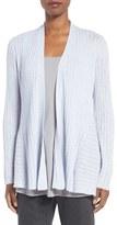 Eileen Fisher Women's Tencel Lyocell Blend Drape Front Cardigan
