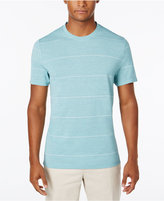 Alfani Men's Premium Stripe T-Shirt, Only at Macy's