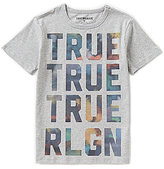 True Religion Big Boys 8-20 Short-Sleeve Cloudy Tee