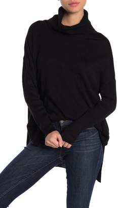 Susina Cowl Neck Long Sleeve Sweater (Regular & Petite)