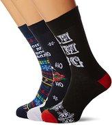 New Look Men's Christmas Socks