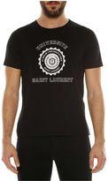 Saint Laurent 'université' T-shirt