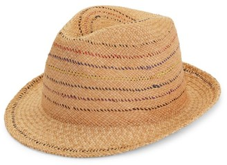 Paul Smith Graduation Stitch Panama Hat