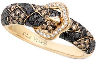 LeVian Le Vian Exotics 14K 0.79 Ct. Tw. Diamond Ring