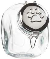 Global Amici Beverly Hills Paw Hermetic Glass Storage Jar