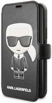 Karl Lagerfeld Paris Booktype Iconic iPhone 11 Pro Case