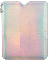 Stella McCartney Iridescent Leather iPad Case