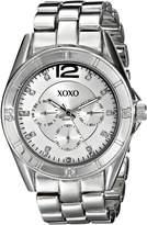 XOXO Women's XO5654 -Tone Bracelet Analog Watch