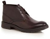 Base London Brown 'archer' Chukka Boots