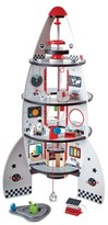 Hape Toddler Playscapes Four-Stage Rocket Ship