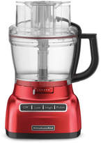 KitchenAid KFP1333 Artisan Exact Slice Food Processor Empire Red