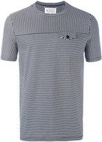 Maison Margiela striped T-shirt - men - Cotton - 48