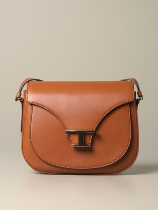 Tod's Tods Crossbody Bags New T Tods Shoulder Bag In Leather